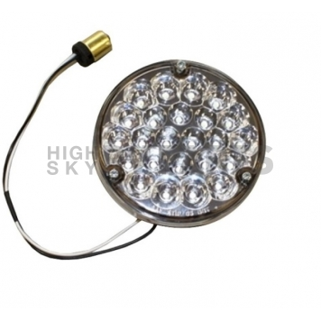 Back Up Light Assembly LED 1969 to 1974 Airstream 106094 Questions & Answers