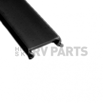 "AP Products Trim Molding Insert 8' x 5/8"" Black Rigid Vinyl - 011-359-5 Questions & Answers"