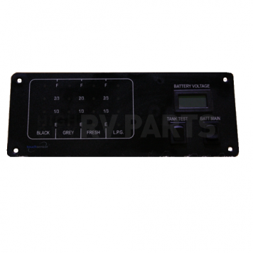 Does this Airstream Tank Monitor have a fuse?  My Tank Monitor Panel does not light up at all.  Suggestions?
