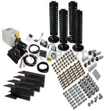 Lippert Components Hydraulic Jack Leveling System - 8000 Pound - 294717 Questions & Answers