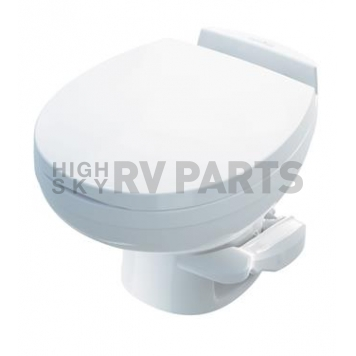 Toilet Aqua Magic Residence Low Profile White 690472-01 Questions & Answers