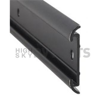 "AP Products Trim Molding Insert 8' x 1/5"" Black - Aluminum - 021-54602-8 Questions & Answers"